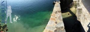 Reinigung und Vertiefung des Hafenbeckens