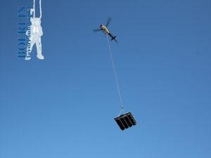 Ausführung und Bau einer Seeterrasse, eines Landungsstegs und eines Flosses für das Mehrfamilienhaus Acapulco in Porto Ronco.