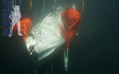 Recuperi imbarcazioni affondate, relitti